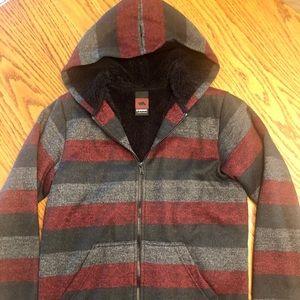 Boys Tony Hawk fleece hoody. Size L